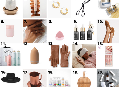 2019 Tabitha Lane Holiday Gift Guide: Gifts for Her