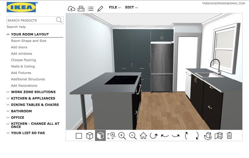 Plan Your Kitchen Ikea Simple Kitchen Planner Planning Tools Minimalist Ikea D Login Online
