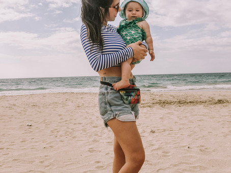 10 Tips for Traveling With a Baby