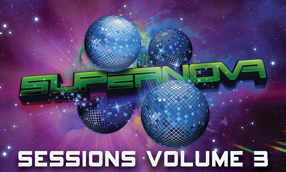 Supernova Sessions Vol3