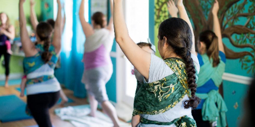 Ateliers Yoga postnatal