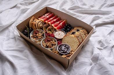 Pantry To Platter Breakfast Box