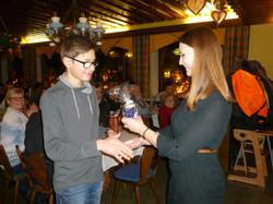 2. Sieger Jugendpreisschießen