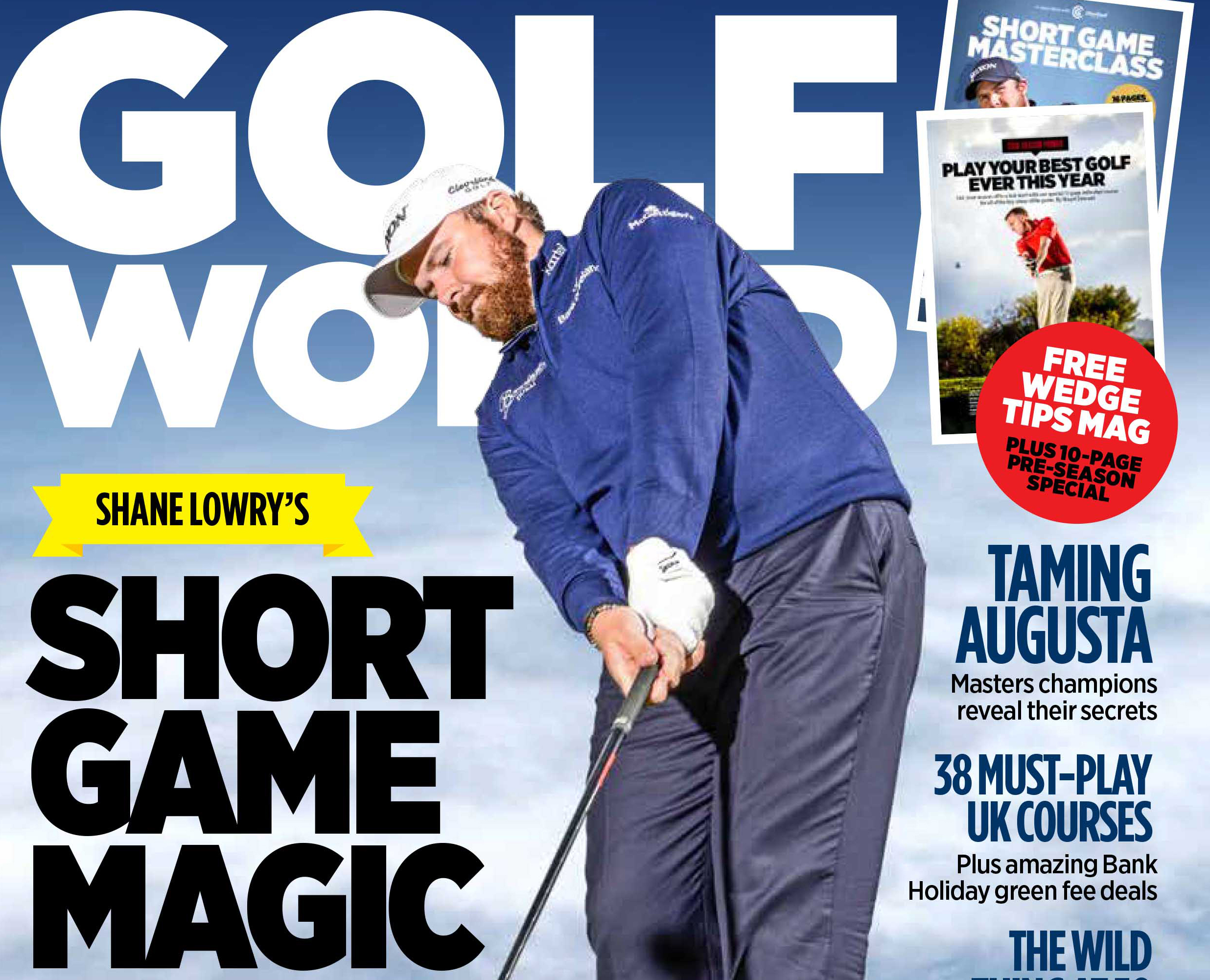 Golf World June 2016 Issue