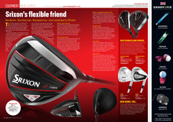 Today's Golfer - Srixon Z Series