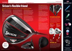 Today's Golfer - Srixon Z Series