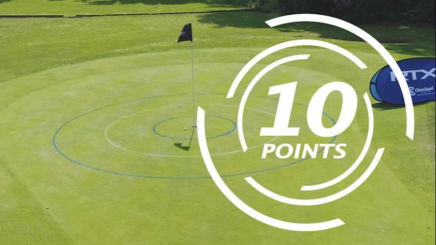Cleveland Golf Blind Golf Challenge