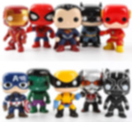 funko-pop-10pcs-set-dc-justice-action-fi