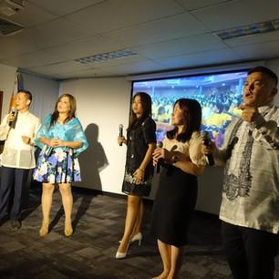 EDSA Anniversary Group Song February 2020