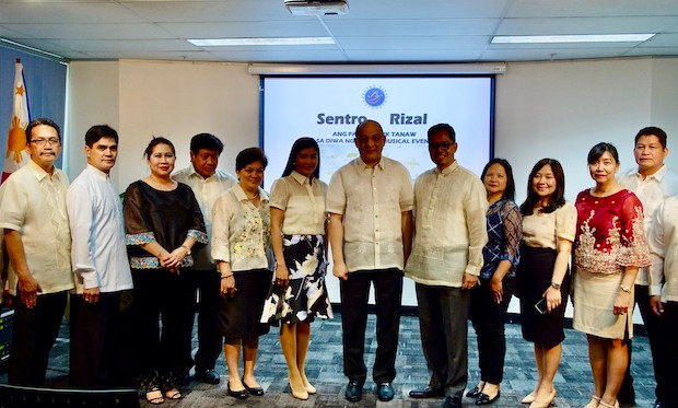 Consulate Team after the EDSA Anniversary Celebration in Feb 2020.