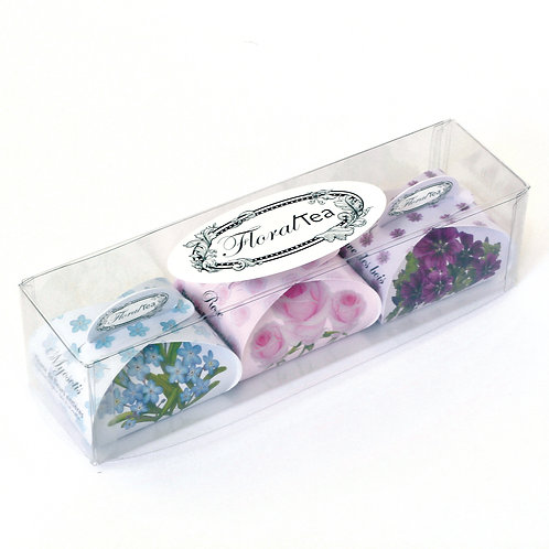 Boîte cadeau Collection Jouvence / Gift Box Fountain Youth Collection- 3 sachets