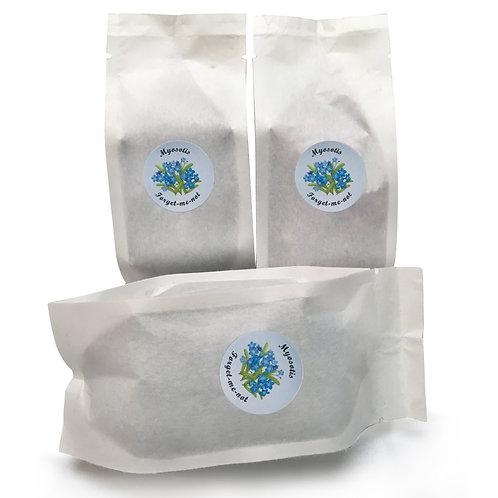 TISANE Myosotis / Forget-me-not | TRIO sac - TRIO bag