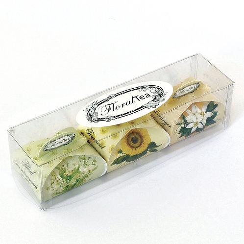 Boîte cadeau Collection Détox / Gift Box Detox Collection - 3 sachets