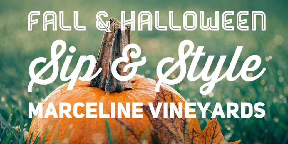 Sip & Style l Fall & Halloween