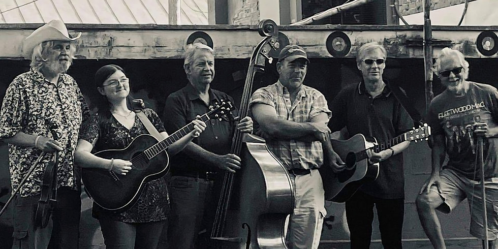 Live Music: Cousin Jimmy's Stringband