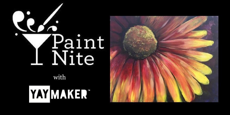 Paint Nite - Autumn Petals
