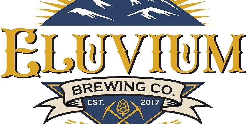 At Eluvium Brewing Co.