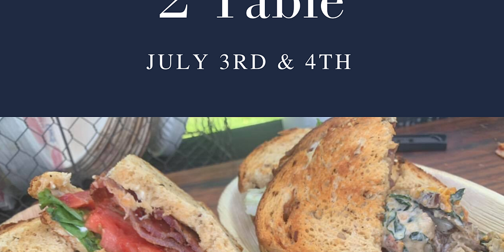 Simply Farm 2 Table at Marceline Vineyards