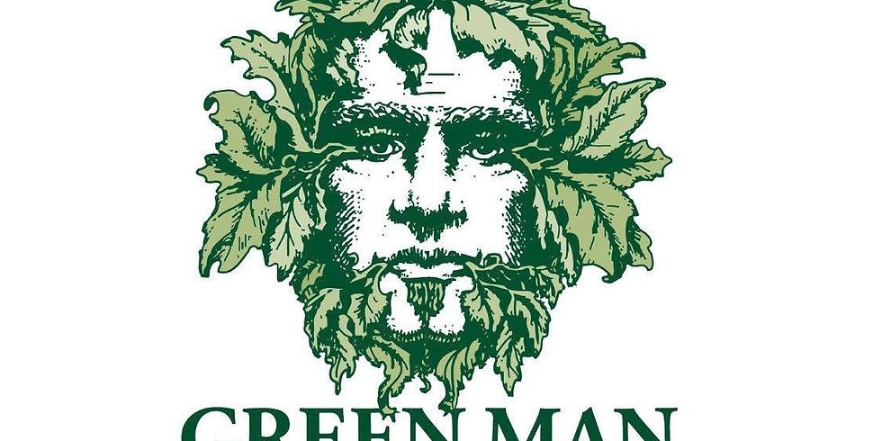 At Green Man Brewery