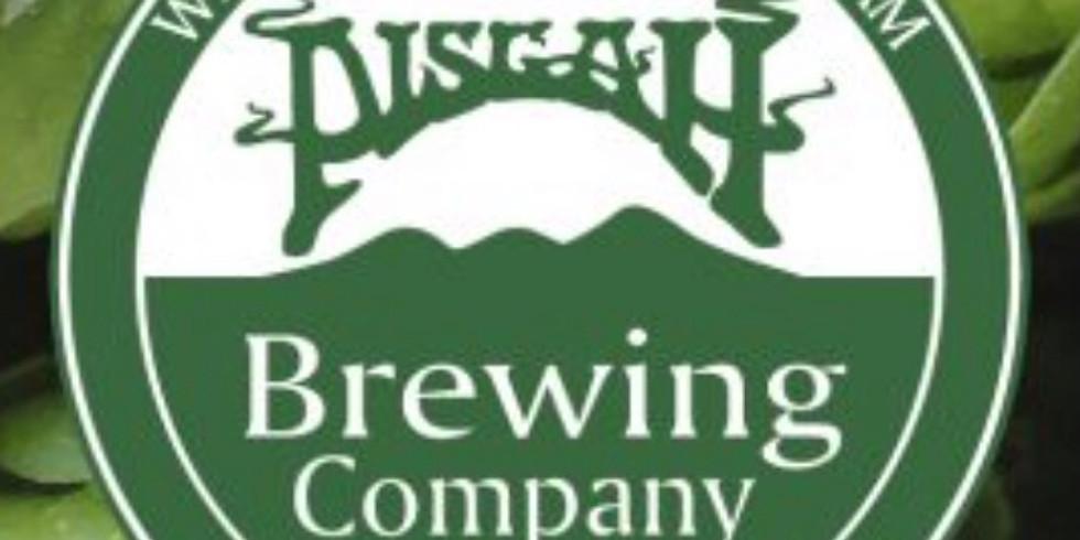 At Pisgah Brewing Company
