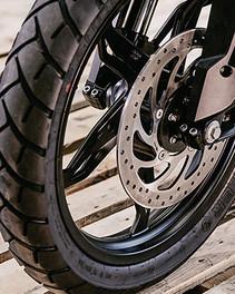 Neumáticos estándar de bajo desgaste