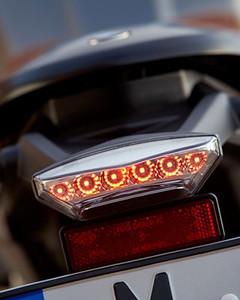 Luz trasera LED moderna