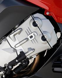 Motor de seis cilindros en línea