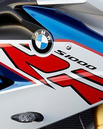Placa BMW