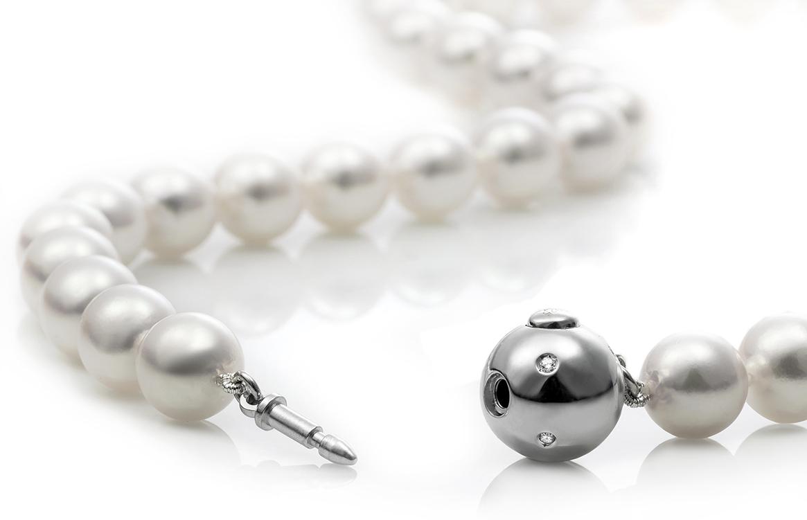Collar perlas Akoya de Japón