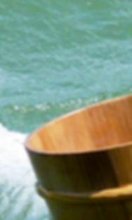 Antigua recolectora de perlas Japonesas llamada Ama