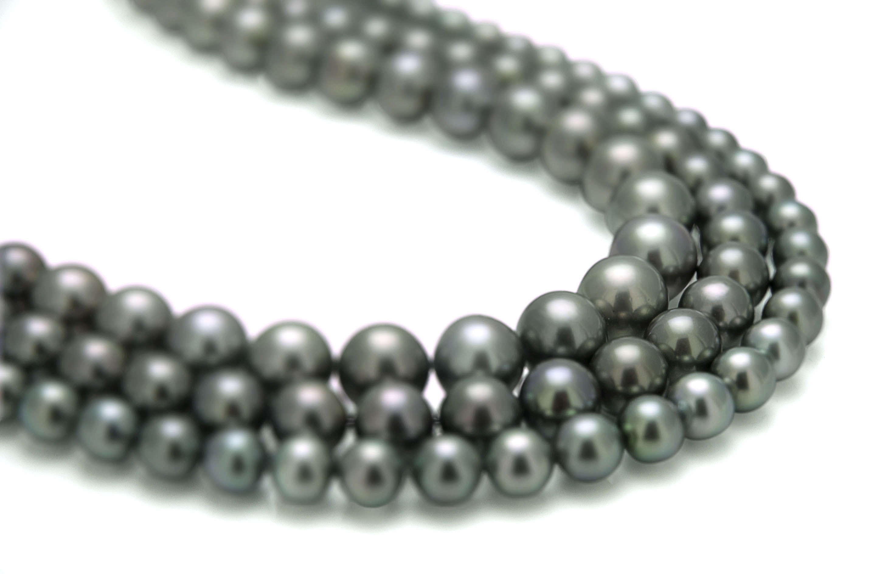 Perlas cultivadas de Tahití