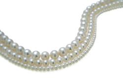 Perlas cultivada de agua dulce