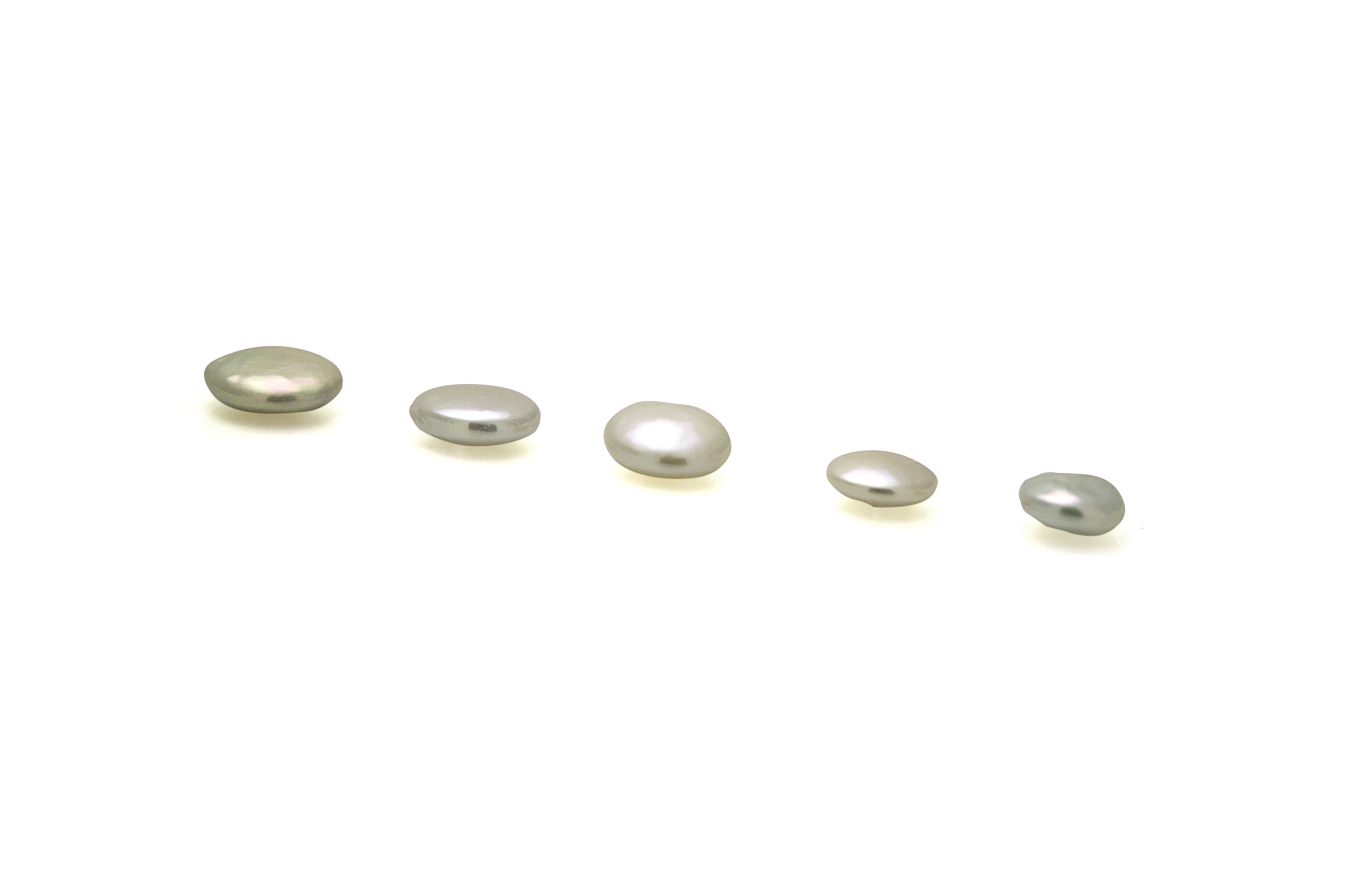 Coin loose pearls