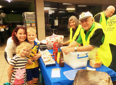 Alstonville Community Turns Up To Support Drought-Stricken Famers