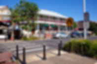 The Federal Hotel, Main St, Alstonville