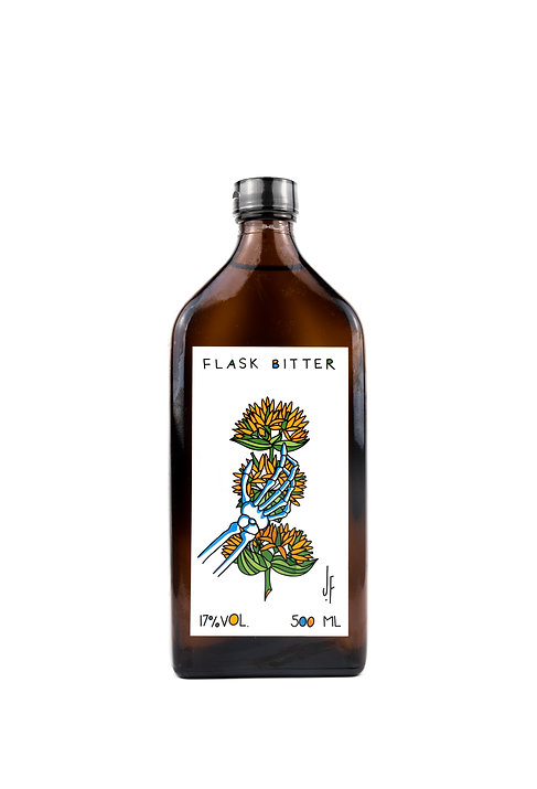 FLASK BITTER - THE APOTHECARY