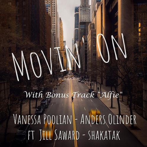 Movin' On featuring Jill Saward (Shakatak)