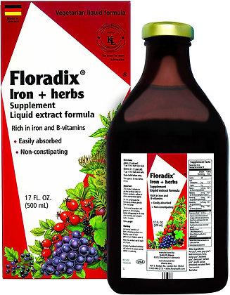 Floradix Iron+Herbs - Liquid