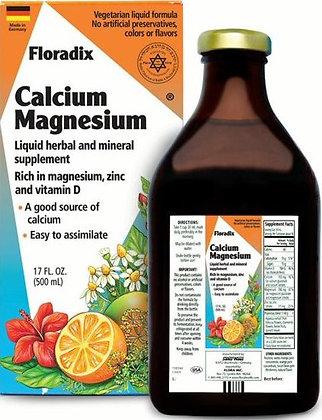 Floradix Calcium Magnesium - Liquid