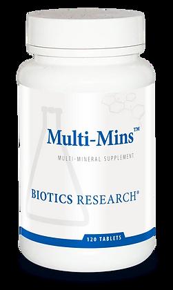 Multi-Mins (120T)