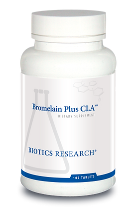 Bromelain Plus CLA (100T)