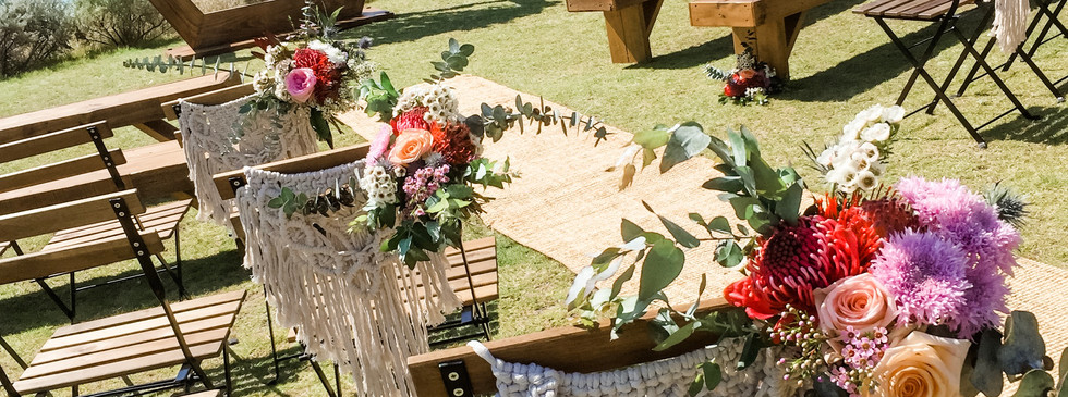 Boho Ceremony Package
