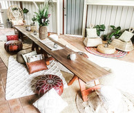 Boho Low Table Package