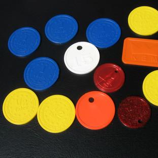 Plastikchips