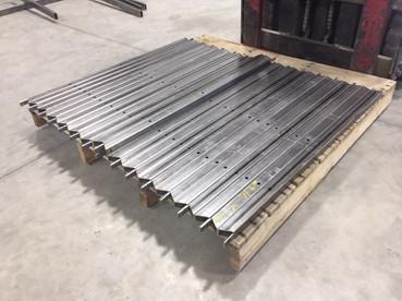 Tube Cut Metal