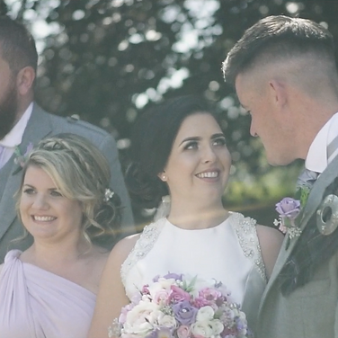 Julie + David - Lochgreen House Hotel