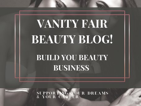 BUILD YOUR BEAUTY BUISNESS - How to gain clients through your social media!
