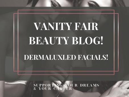 DERMALUXLED FACIALS - How I found the perfect LED salon machine!