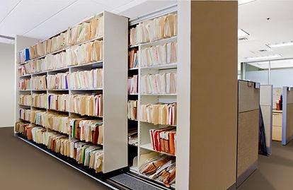 File shelving