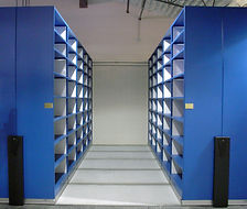 Industrial High Density Shelving